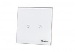Сенсорный выключатель света двухкнопочный TS2-3000